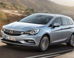 Astra K Sports Tourer Opel review 2013