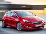 Opel Astra K Sports Tourer auto 2013