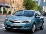 Astra J Hatchback Opel new hatchback