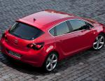 Opel Astra J Hatchback reviews 2014