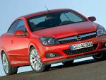 Astra H TwinTop Opel spec 2015