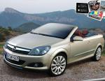 Opel Astra H TwinTop model 2014