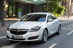 Opel Insignia Notchback parts hatchback