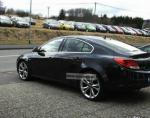 Opel Insignia Notchback how mach wagon