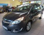 Opel Meriva B how mach 2008