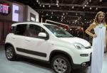 Panda 4x4 Fiat new hatchback