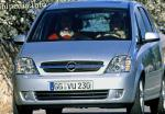 Opel Meriva A review liftback