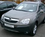 Antara Opel prices 2007