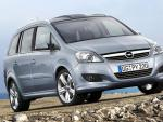 Opel Zafira B review liftback