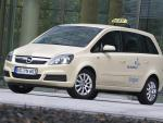 Opel Zafira B new wagon