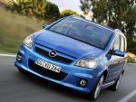 Opel Zafira B reviews 2014