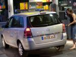 Zafira B Opel parts 2009