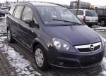 Zafira B Opel review 2013