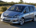 Zafira B Opel Specifications liftback