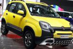 Fiat Panda Cross configuration 2012