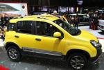 Fiat Panda Cross reviews 2012