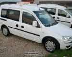 Combo Tour Opel cost 2011