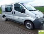 Opel Vivaro sale liftback