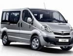 Vivaro Tour Opel Specification suv