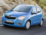 Agila B Opel approved 2009