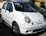 Daewoo Matiz approved 2006