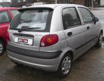 Daewoo Matiz review 2007