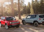 Jeep Renegade new minivan