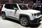 Renegade Jeep specs sedan