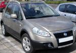 Fiat Sedici review 2009
