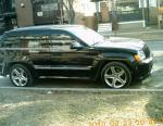 Jeep Cherokee approved 2008