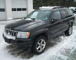 Grand Cherokee Jeep spec 2011
