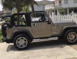 Jeep Wrangler prices 2008