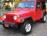 Jeep Wrangler reviews 2008
