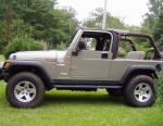 Wrangler Jeep reviews 2008