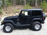 Wrangler Jeep Specification 2008