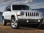 Jeep Patriot Specification van
