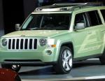 Patriot Jeep auto 2011