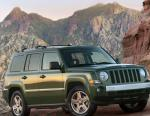 Jeep Patriot Specifications hatchback