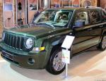 Patriot Jeep specs 2008