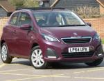 Peugeot 108 3 doors spec hatchback