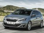 Peugeot 308 SW Specifications sedan
