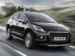 Peugeot 3008 Specifications 2014