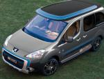 Partner Van Peugeot review 2014