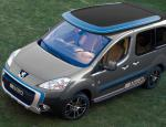 Peugeot Partner Van price 2014