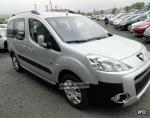 Peugeot Partner Van reviews hatchback