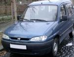 Partner Combispace Peugeot used 2011