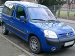 Peugeot Partner Combispace usa 2006