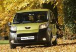 Peugeot Bipper Fourgon configuration 2013