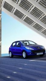 Peugeot 206 5 doors approved hatchback
