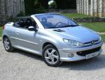 Peugeot 206 CC sale hatchback